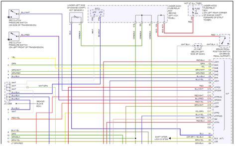 2004 Acura Tsx Radio Wiring