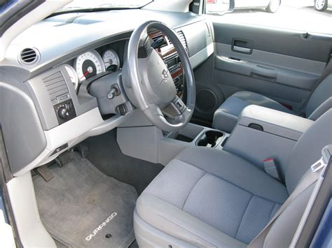 2007 Dodge Durango Interior Make Your Own Beautiful  HD Wallpapers, Images Over 1000+ [ralydesign.ml]