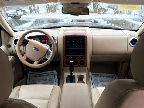 2007 Ford Explorer Interior Make Your Own Beautiful  HD Wallpapers, Images Over 1000+ [ralydesign.ml]