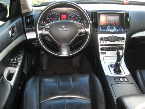 2007 Infiniti G35 Interior Make Your Own Beautiful  HD Wallpapers, Images Over 1000+ [ralydesign.ml]