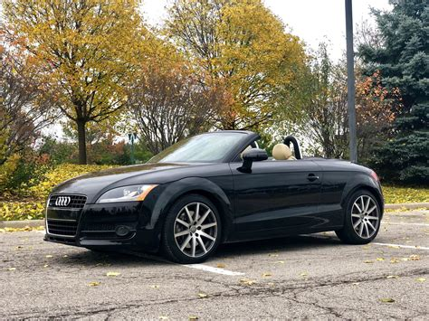 Audi Roadster Rims