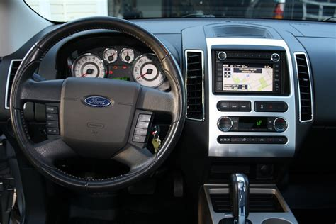 2008 Ford Edge Interior Make Your Own Beautiful  HD Wallpapers, Images Over 1000+ [ralydesign.ml]