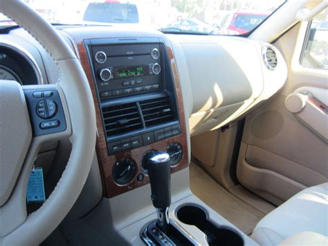 2008 Ford Explorer Interior Make Your Own Beautiful  HD Wallpapers, Images Over 1000+ [ralydesign.ml]