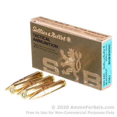 200gr 300 Blackout Bulk Ammo