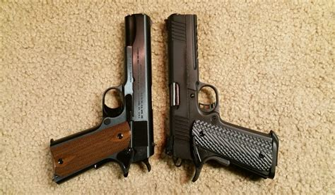2011 Handgun Vs 1911
