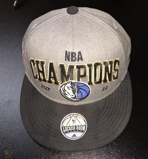 2011 Mavericks Championship Hat For Sale