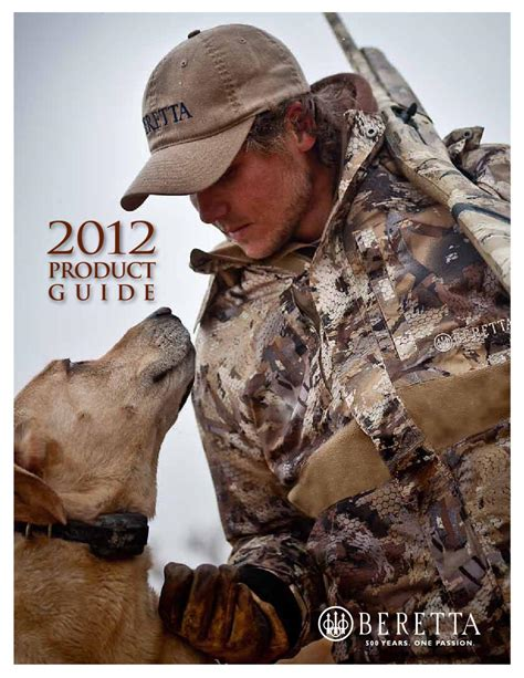 2012 Beretta Product Guide By Beretta Usa Corp Issuu