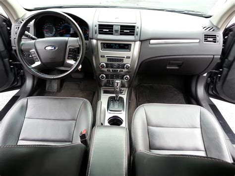 2012 Ford Fusion Sel Interior Make Your Own Beautiful  HD Wallpapers, Images Over 1000+ [ralydesign.ml]