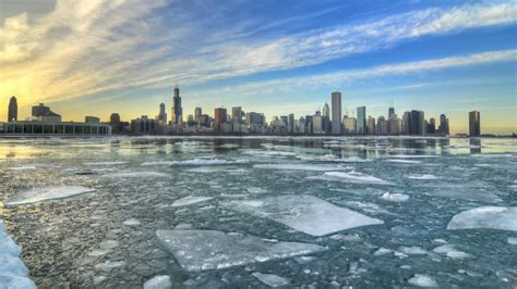 2012 Polar Vortex Chicago