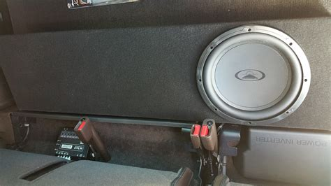 2015 F150 Subwoofer Box Review Planswift