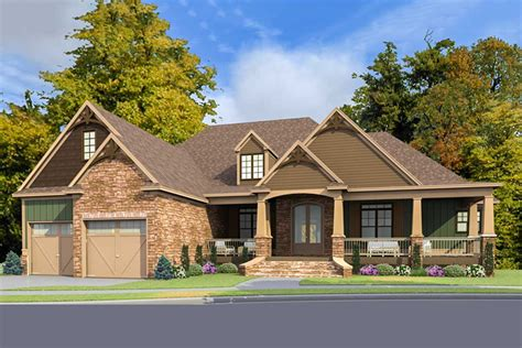 2016 Craftsman Style House Plans