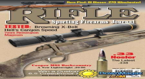 2017 Rifles