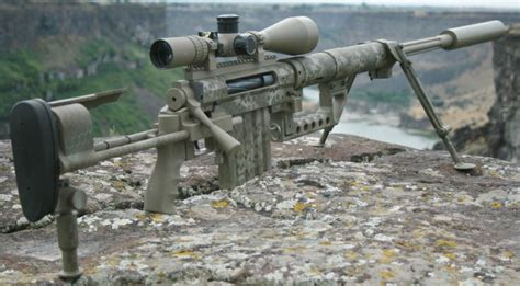 2018 Current U S Army Bolt Action Sniper Rifles