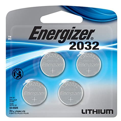 2032 Batteries