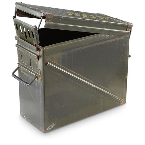 20mm Military Ammo Can Size And 762 X51 Ammo Can