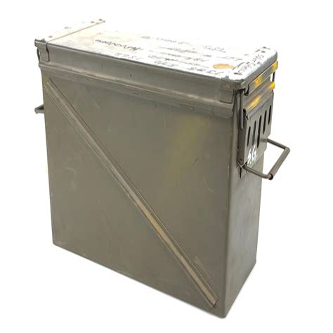 20mm Ammo Box Large
