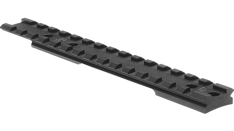 20moa Base For Short Range Air Rifle