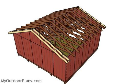 20x20-Shed-Roof-Plans