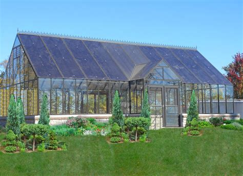 20x40 Greenhouse Plans