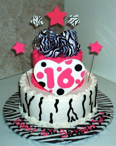 21 Pretty Image Of 16th Birthday Cake Ideas