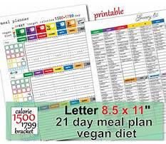 Best 21 day vegetarian diet