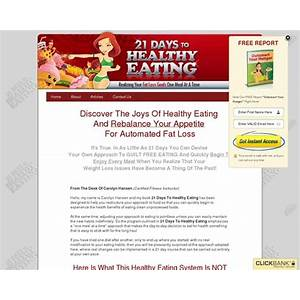 21 days to healthy eating: realizing your fat loss goals one meal at a time does it work?