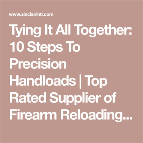 21a  Top Rated Supplier Of Firearm Reloading Equipment .