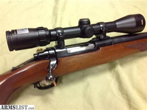 22 250 Bull Barrel Rifle For Sale