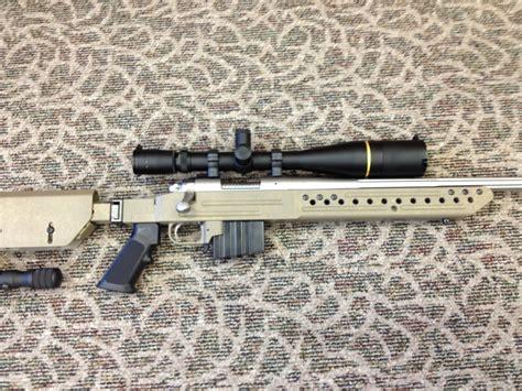22 250 Long Range Rifle