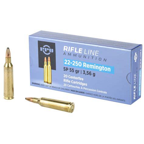 22 250 Ppu Ammo