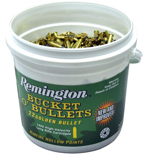 22 Bulk Ammo Bucket And 357 Lever Gun Ammo