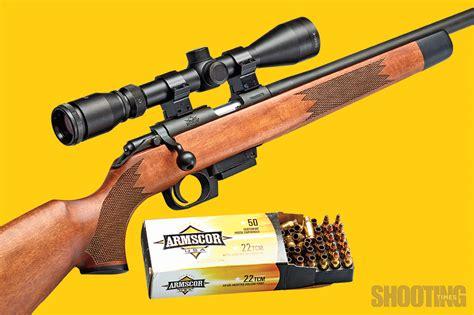 22 Tcm Rifle Hunting And Amount Of Gunpowder In 22 Long Rifle