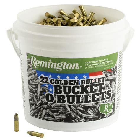 22 Ammo Bucket Of Bullets