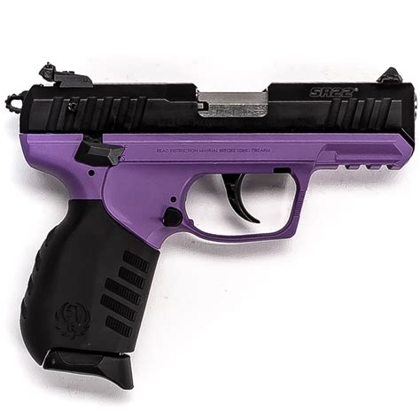22 Ammo For Ruger Sr22