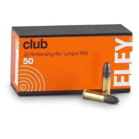 22 Ammo Gun Club