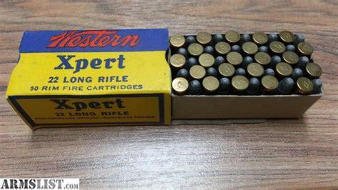 22 Ammo History