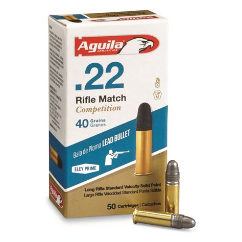 22 Ammo Rating For Target Competition