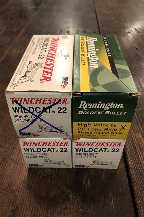 22 Ammo Shortage 2017 November