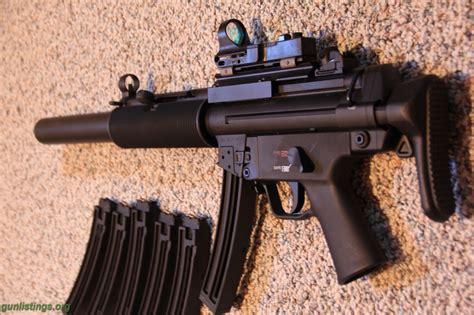 22 Assault Rifle Mp5