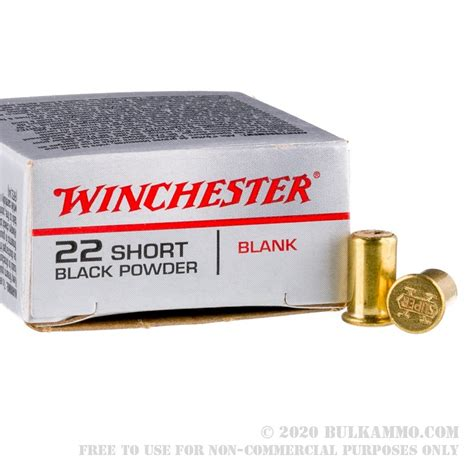 22 Blank Ammo For Sale