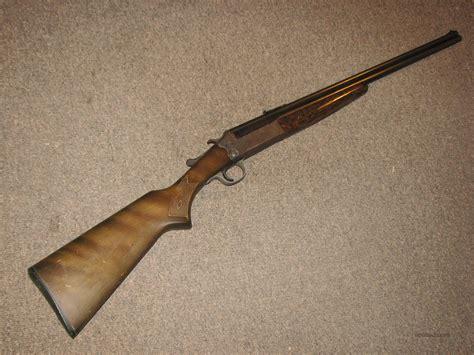 22 Cal 410 Shotgun