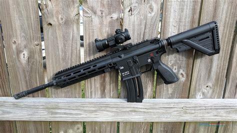 22 Cal Ar Type Rifles