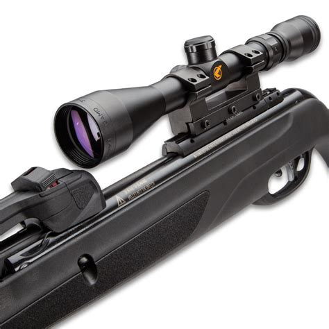 22 Cal Rifle With Scope