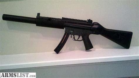 22 Cal Semi Auto Assault Rifle