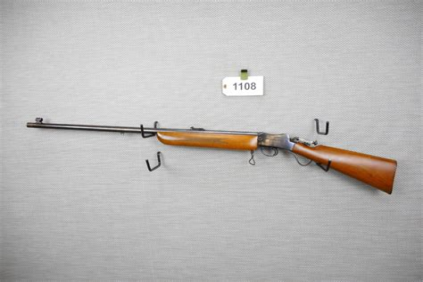 22 Cal Single Shot Target Rifle