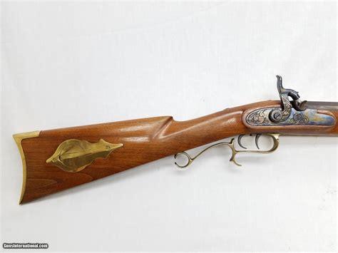 22 Calaber Rifle That Resembles A Thompson Ctr Hawken Rifle