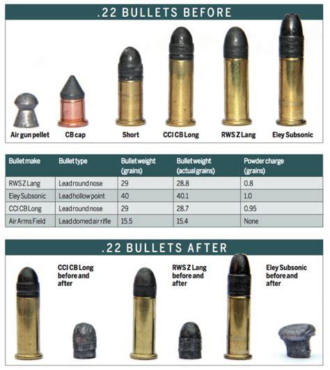 22 Caliber Ammo Ballistics