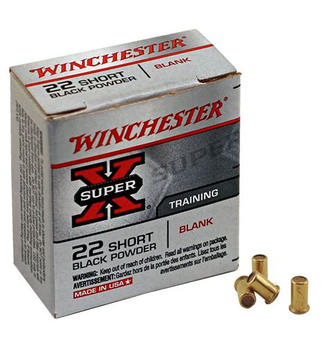22 Caliber Black Powder Ammo