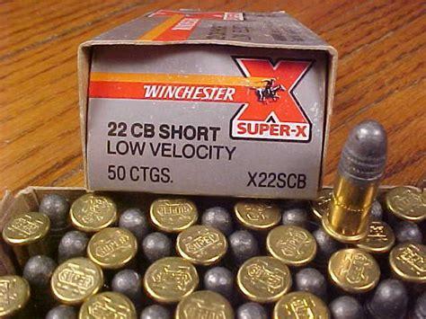 22 Caliber Low Velocity Ammo