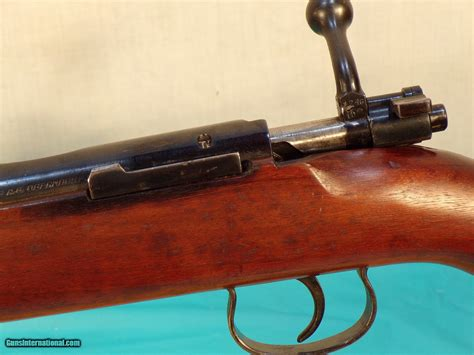 22 Caliber Mauser Training Rifle